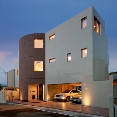 高級注文住宅建築「リゾートホテルの住まい」画像