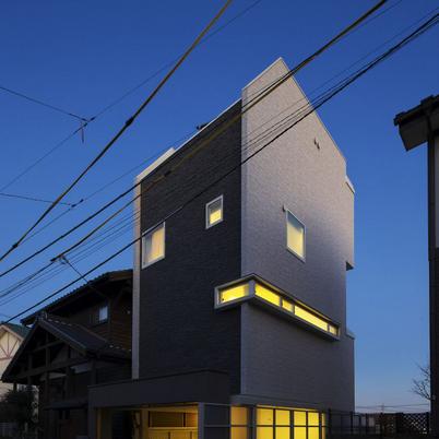 高級注文住宅建築「天望の住まい」画像